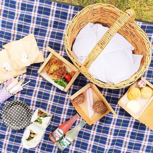 The Stables Of Como     I   South Yarra, Melbourne. Gourmet Picnic Hamper from $60 per person