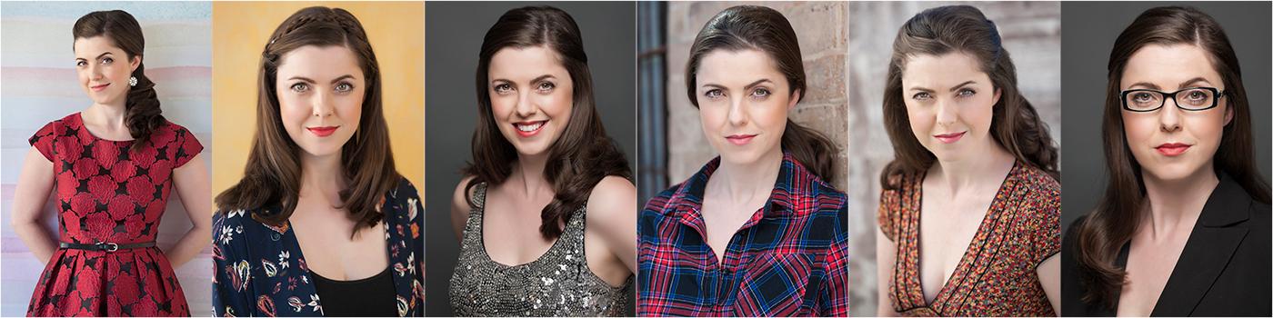 The many beautiful faces of Lea.