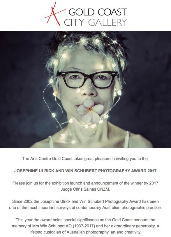 josephine uhlrick win schubert photography prize