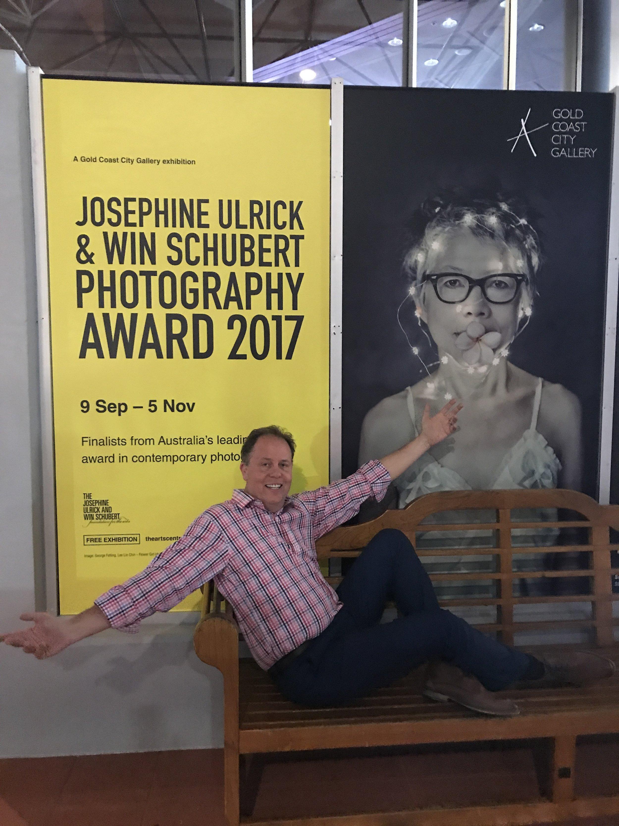 Josephine Uhlrick and Win Schubert