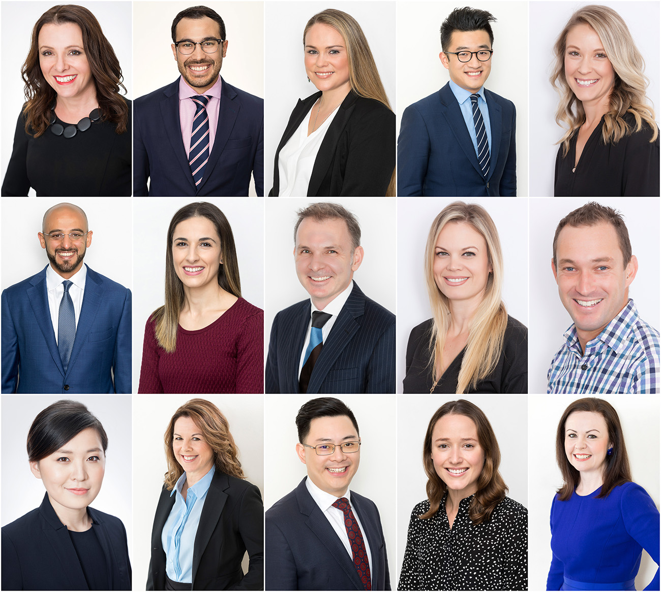 professional business portraits