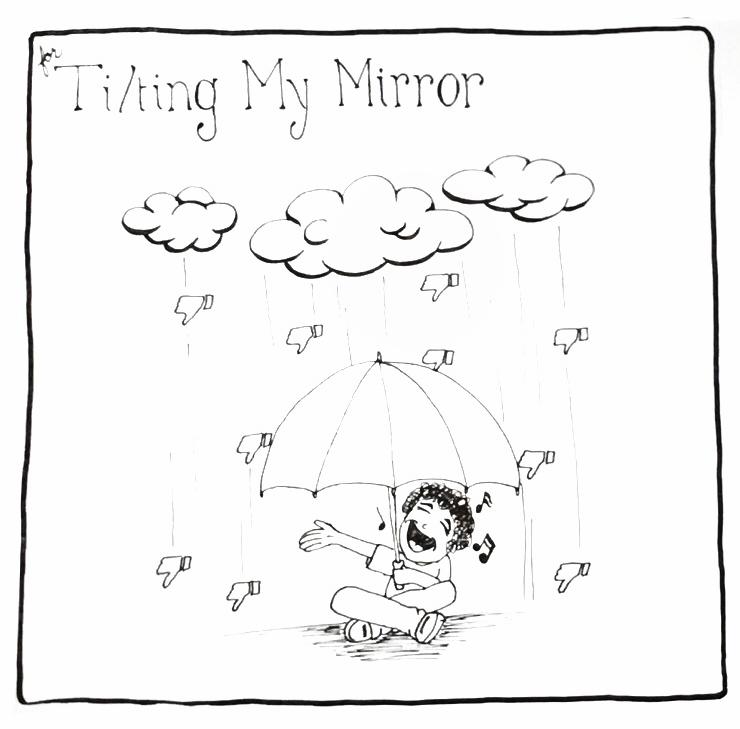 Tilting my mirror.JPG