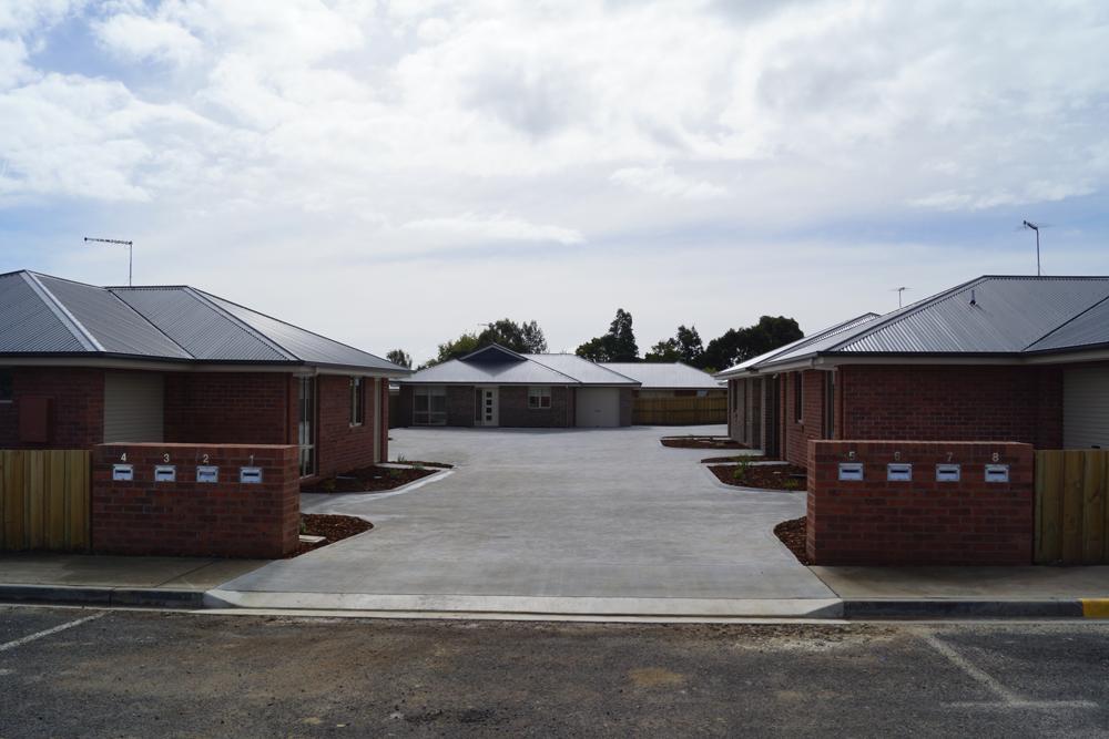 New Devonport Houses