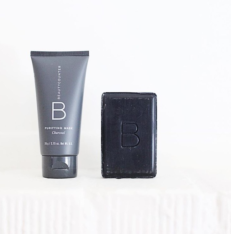 Purifying Charcoal Mask $45 + Charcoal Cleansing Bar $24 | Shop via: www.beautycounter.com/kaylacrowder
