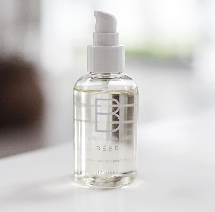 Baby Soothing Oil $22 | Shop via: www.beautycounter.com/kaylacrowder