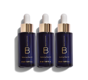 Face Oils sold as a set for $185 or individually for $68 | Shop via: beautycounter.com/tessweaver