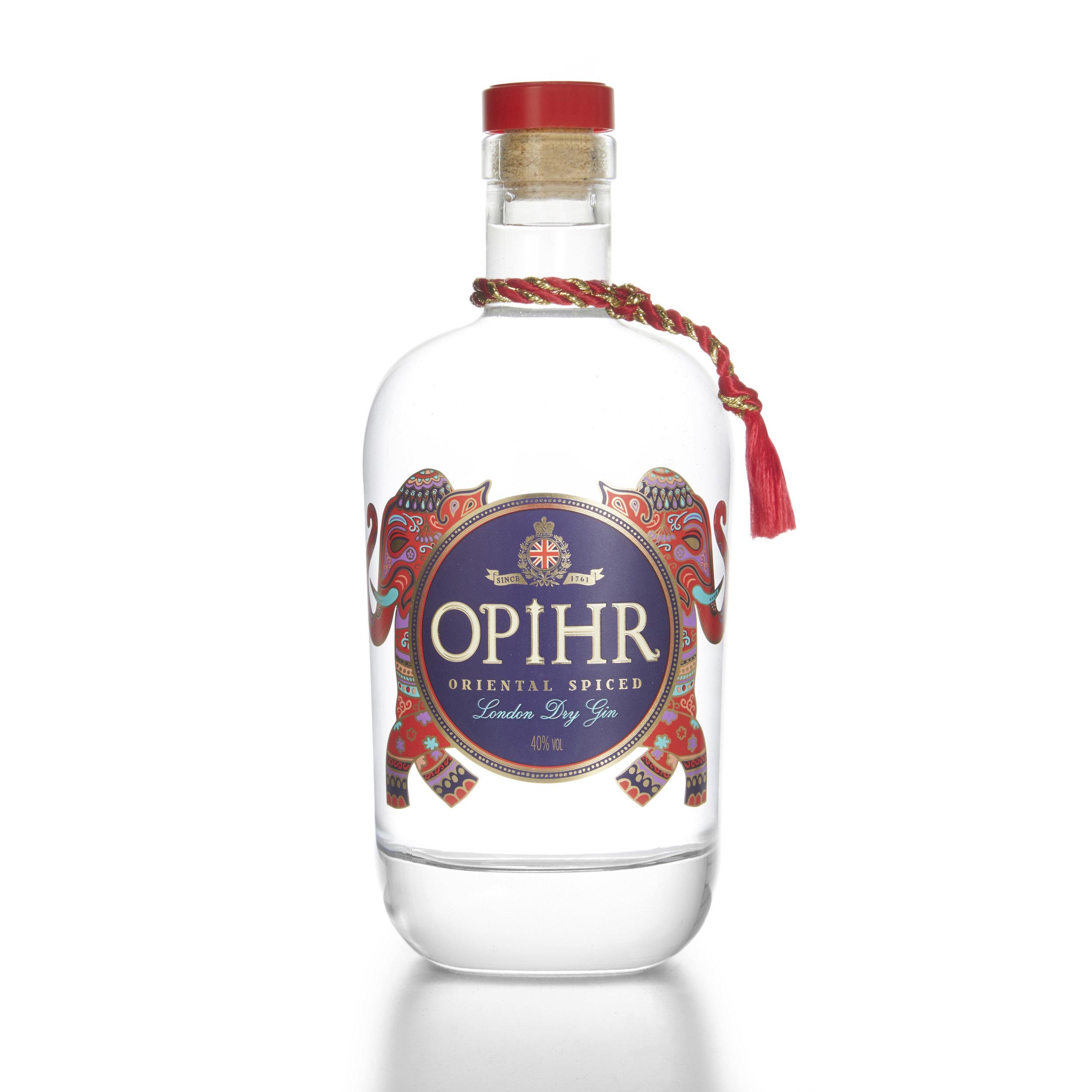 Bottle Packshot