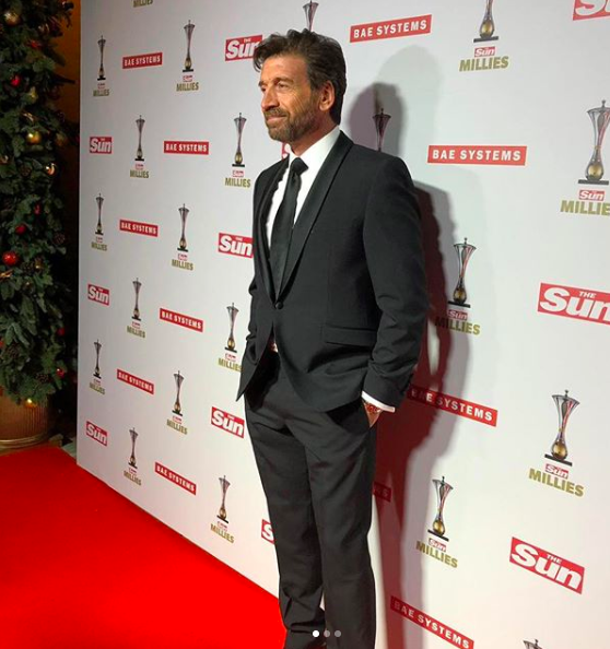 Nick Knowles, Millies, December 2018.png