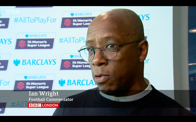 BBC London at SB - Ian Wright -  8:9:19.png