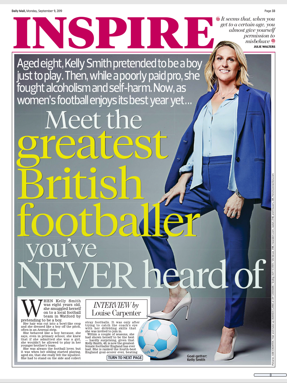 BFAWSL, Daily Mail, 9:9:19, cover.PNG