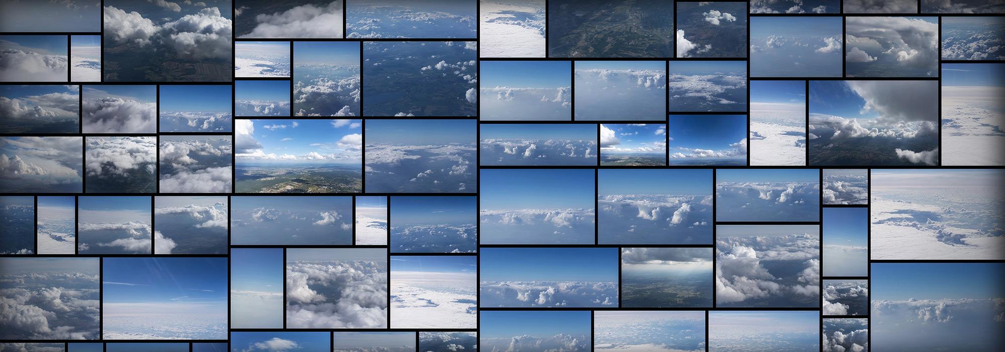 AerialSkiesCloudsHorizon