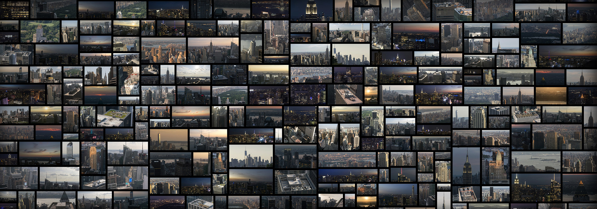 NewYorkSkylineAerialCityscape