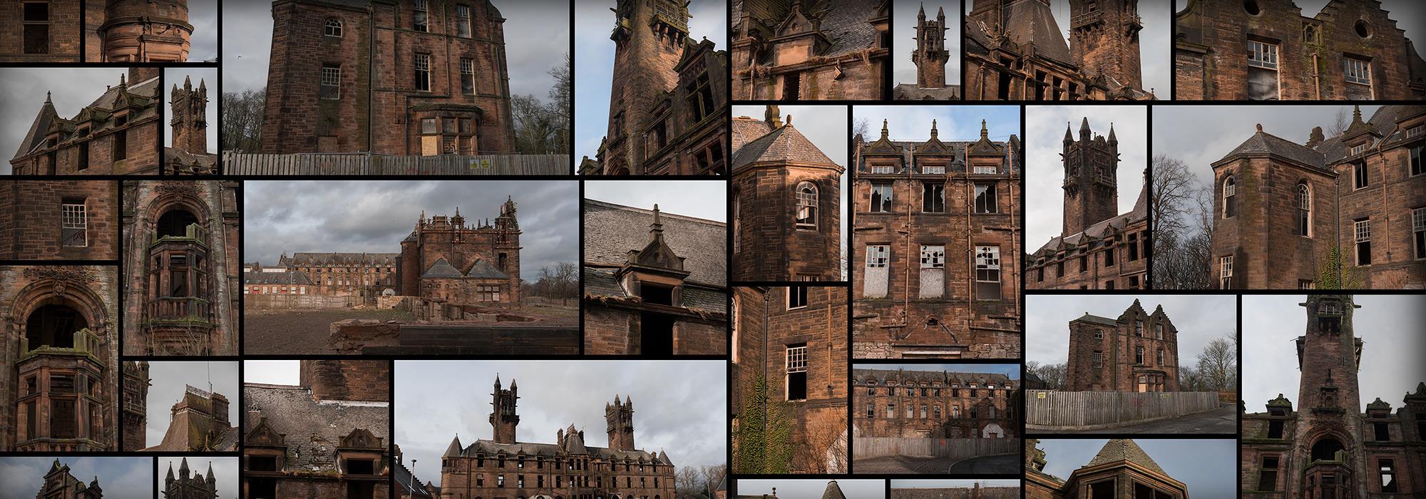 AbandonedAsylumScotlandUrbex