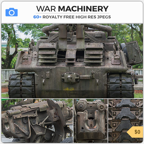War Machinery Military Tanks