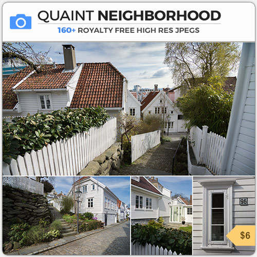 Quaint Neighborhood Cozy Village