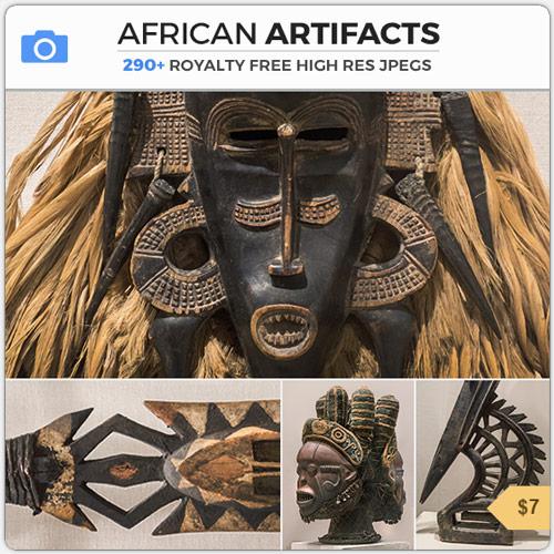 AfricanArtifactsEthnicTribalDesigns