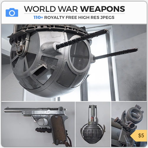 WorldWarWeapons