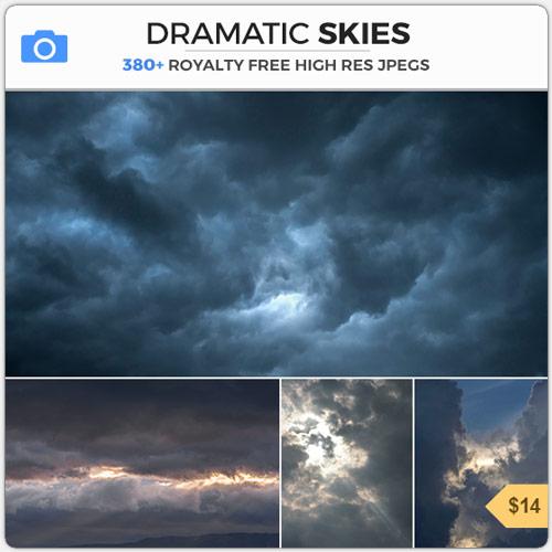 DramaticSkiesStormClouds