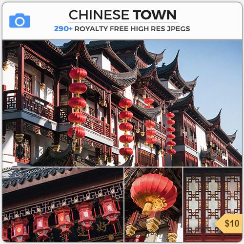 ChineseTownEasternCity