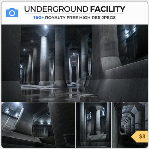 UndergroundFacilityTokyoDrainage