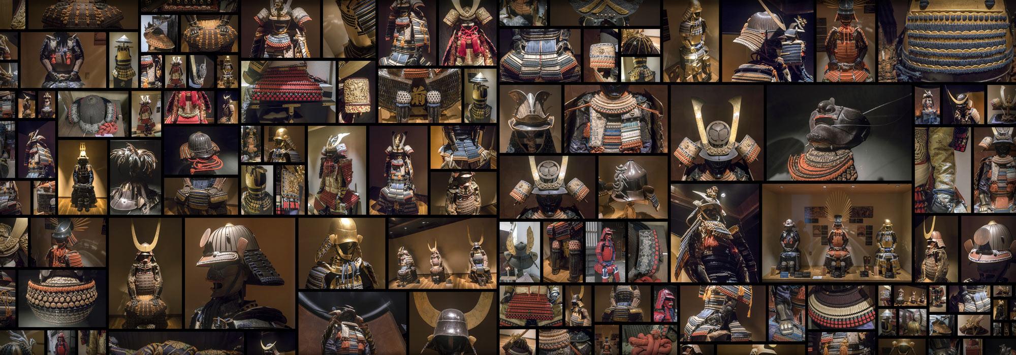 Samurai Armor References