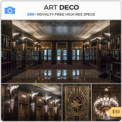 ArtDeco1930NewYorkChicago
