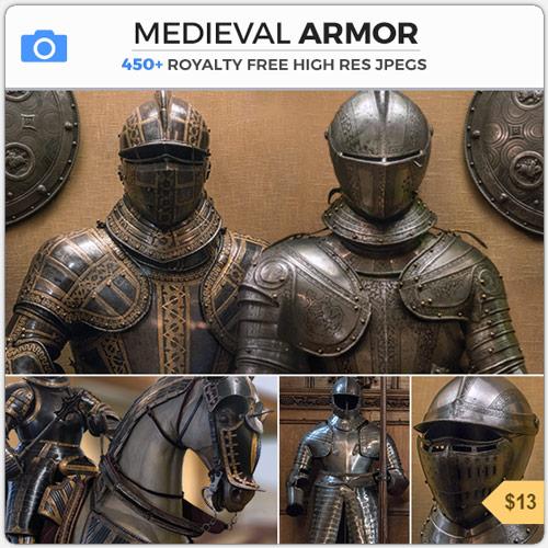 MedievalArmorFantasyKnights