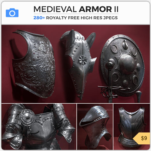 Medieval Armor References