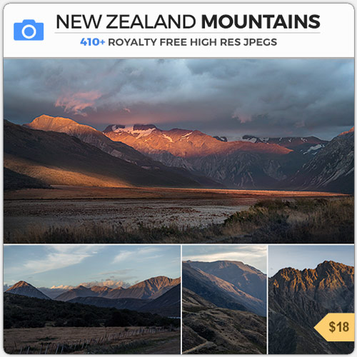 NewZealandMountainsEpicLandscapes