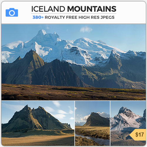 IcelandMountainsEpicLandscapes