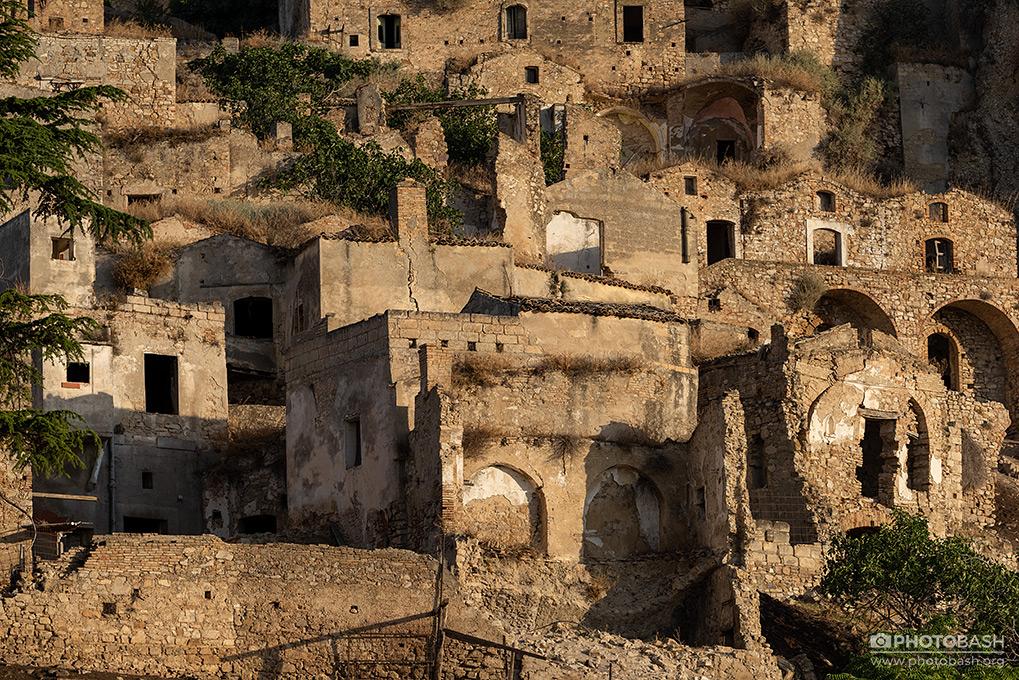 Sandstone Ruins Ancient Medieval Dwellings.jpg