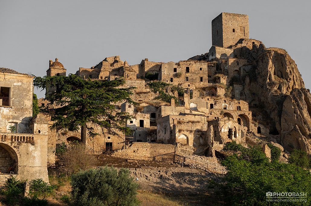 Sandstone Ruins Craco Fortress Town.jpg