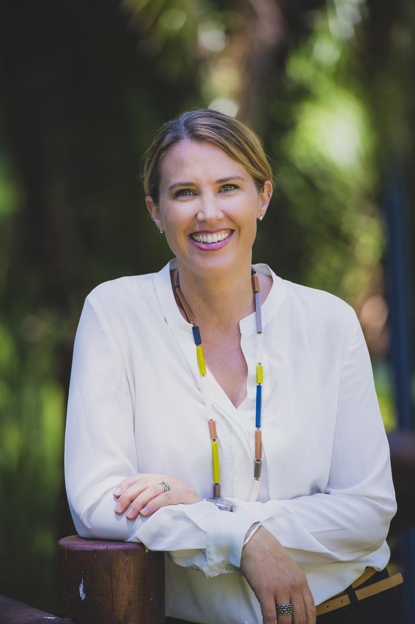 Psychologist Nicole Woodhouse