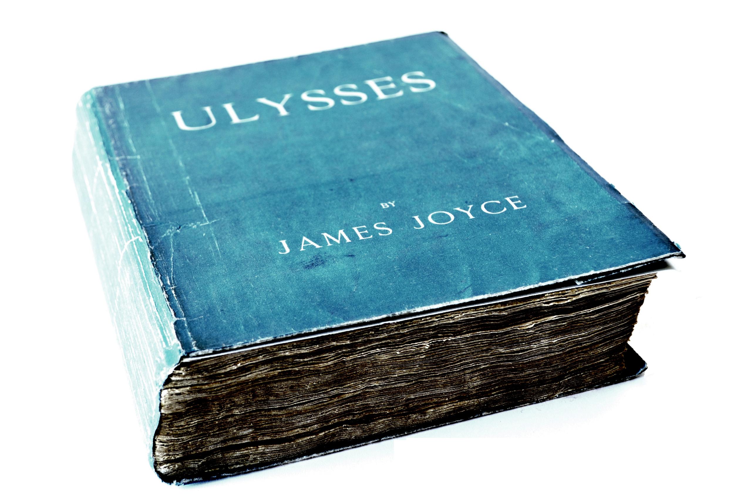 Ulysses Side Angle - 1922