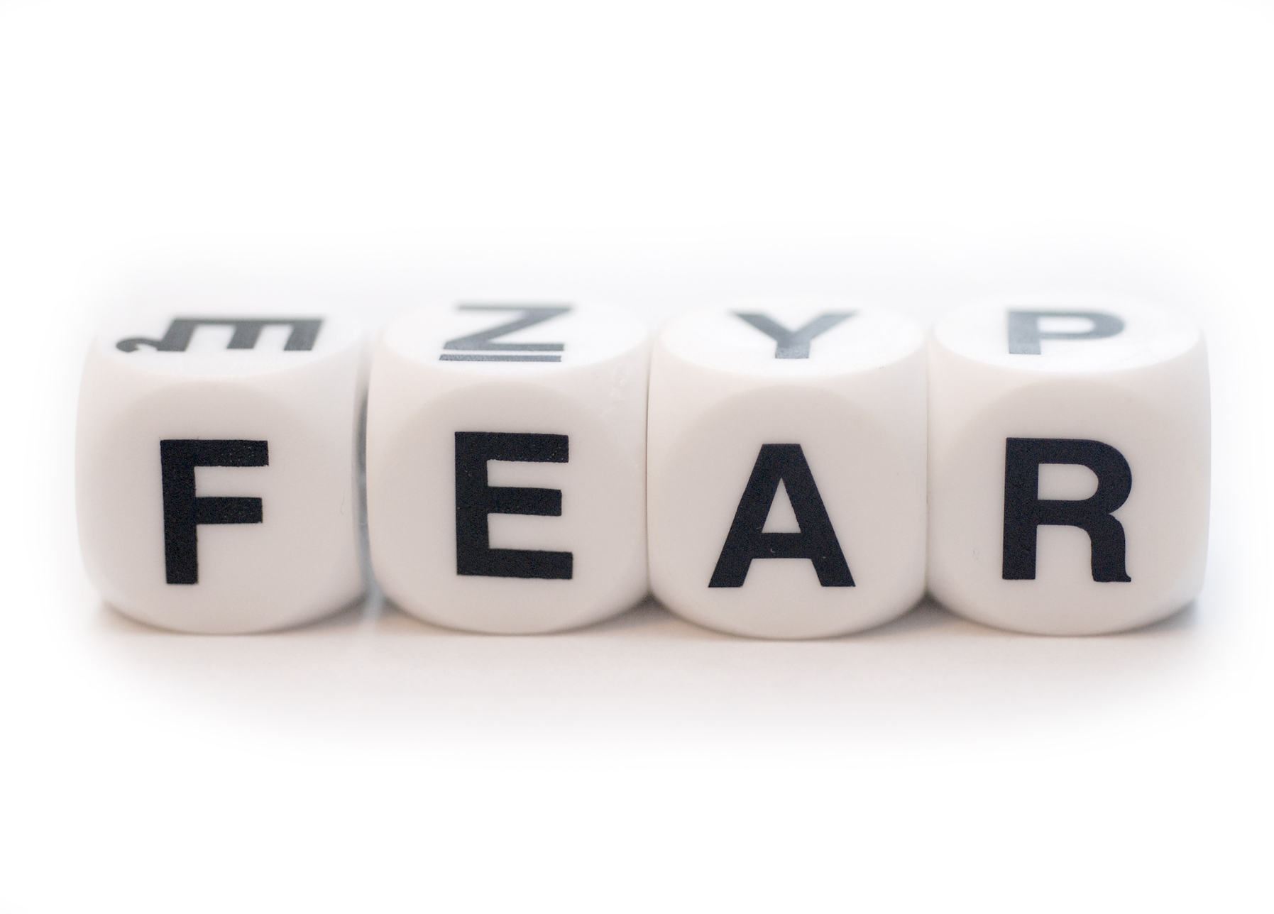 Try hypnosis to overcome your fear now!