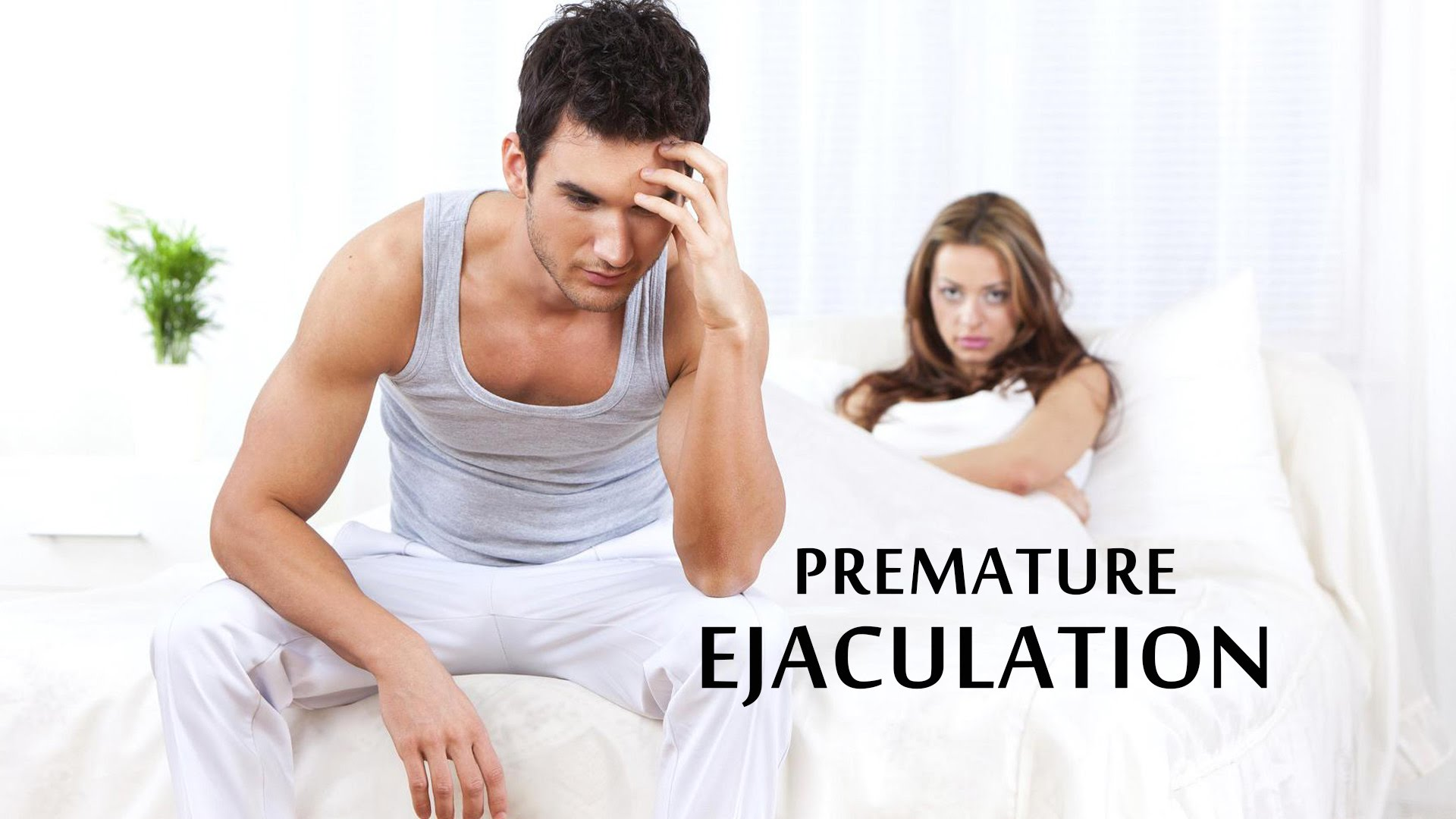 Premature Ejaculation can be treated with sex therapy - contact Stewart Therapies now on 0438719088