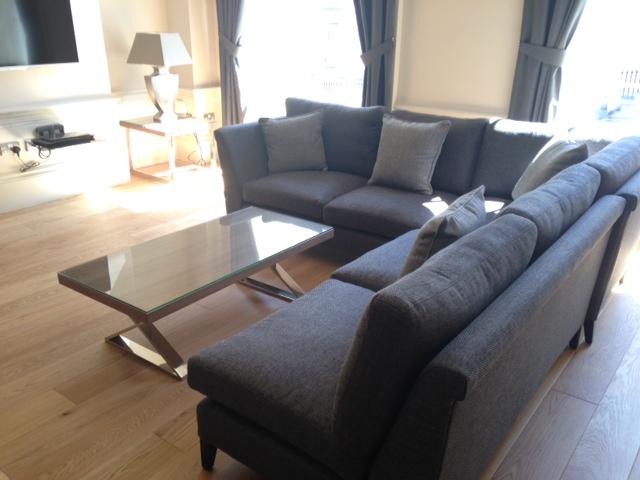 Glasgow Apartments L-shape Sofa