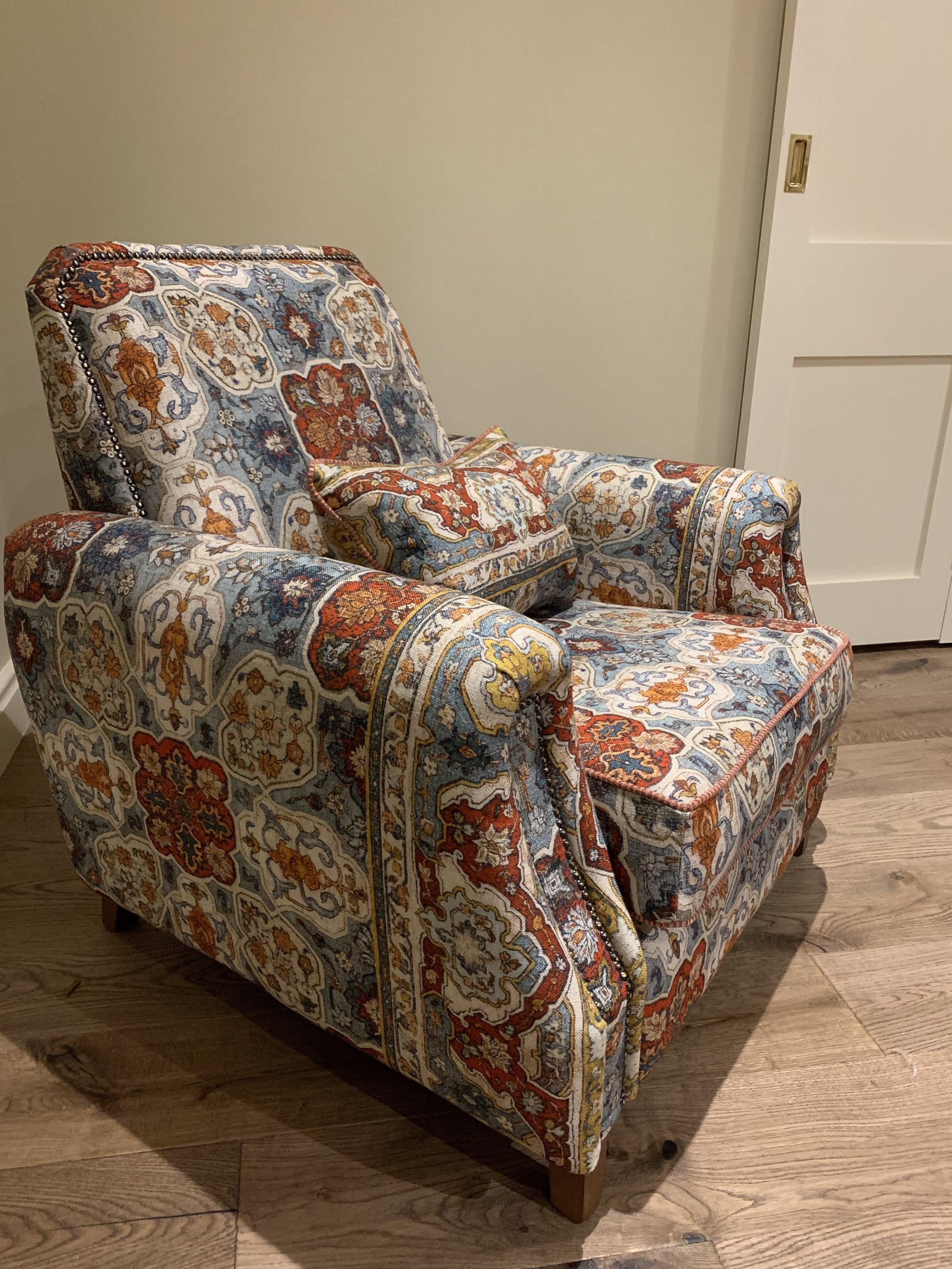 Bespoke Armchair Private Client