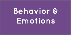Behavior & Emotions:   Difficult or challenging behaviors and emotions masking underlying difficulty related to sensory perception, sensory reactivity/processing, self regulation or quality of motor performance.