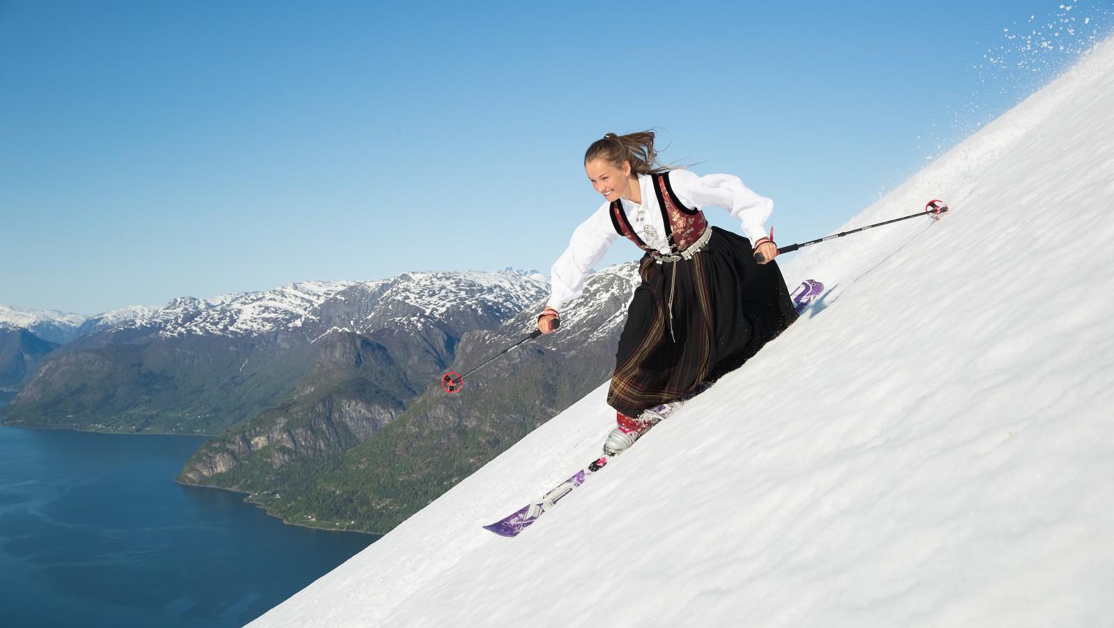 Photo: Håvard Nesbø