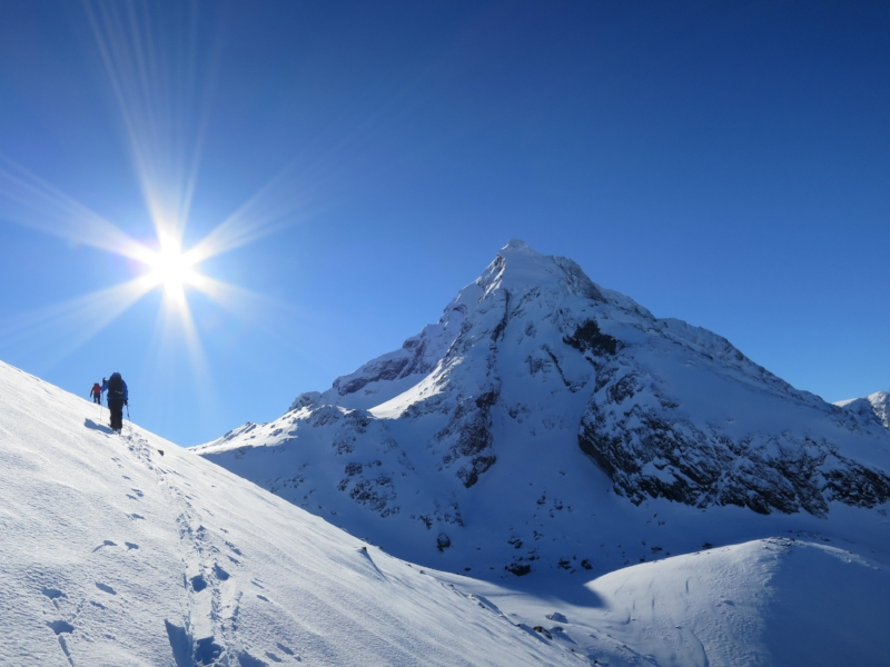 Basecamp Trollwall: Ski touring