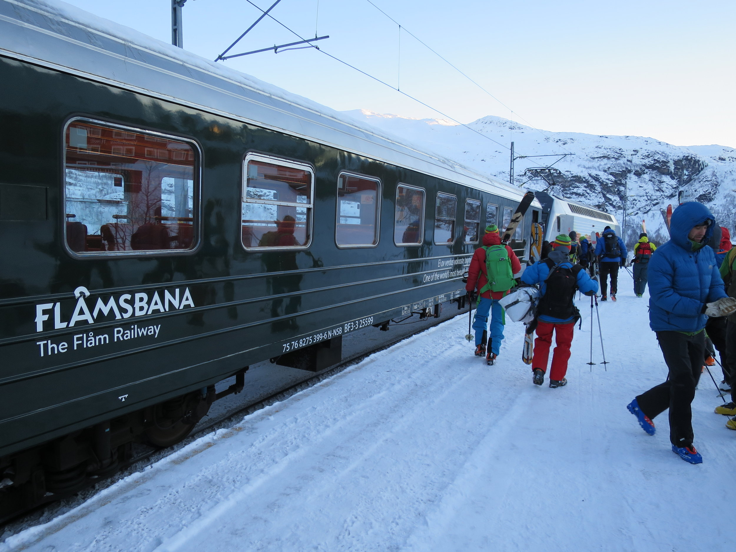 Basecamp Hemsedal and Flåm: Ski touring