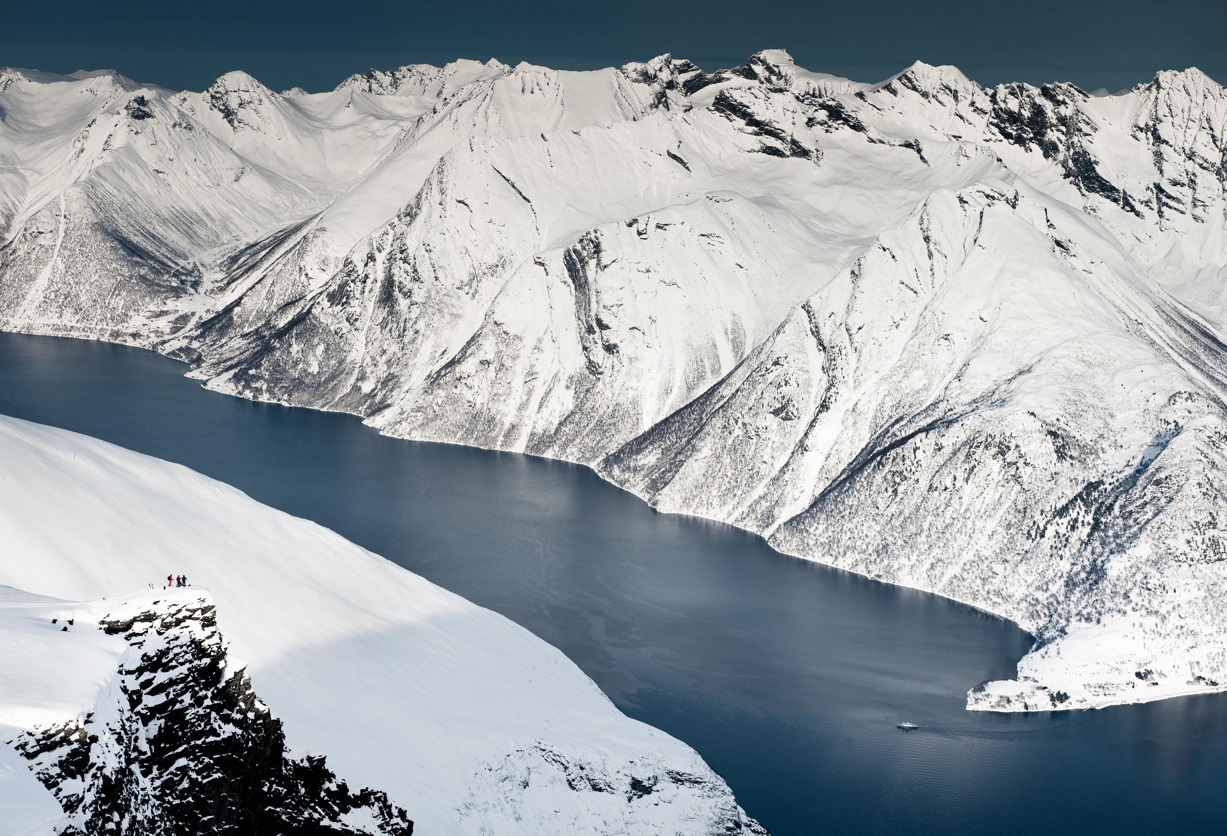 Haute Route Hjørundfjorden