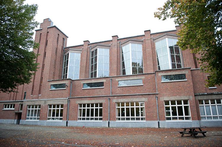 Boodschapkapel Heilig Hartinstituut oostgevel. Foto CEGAH