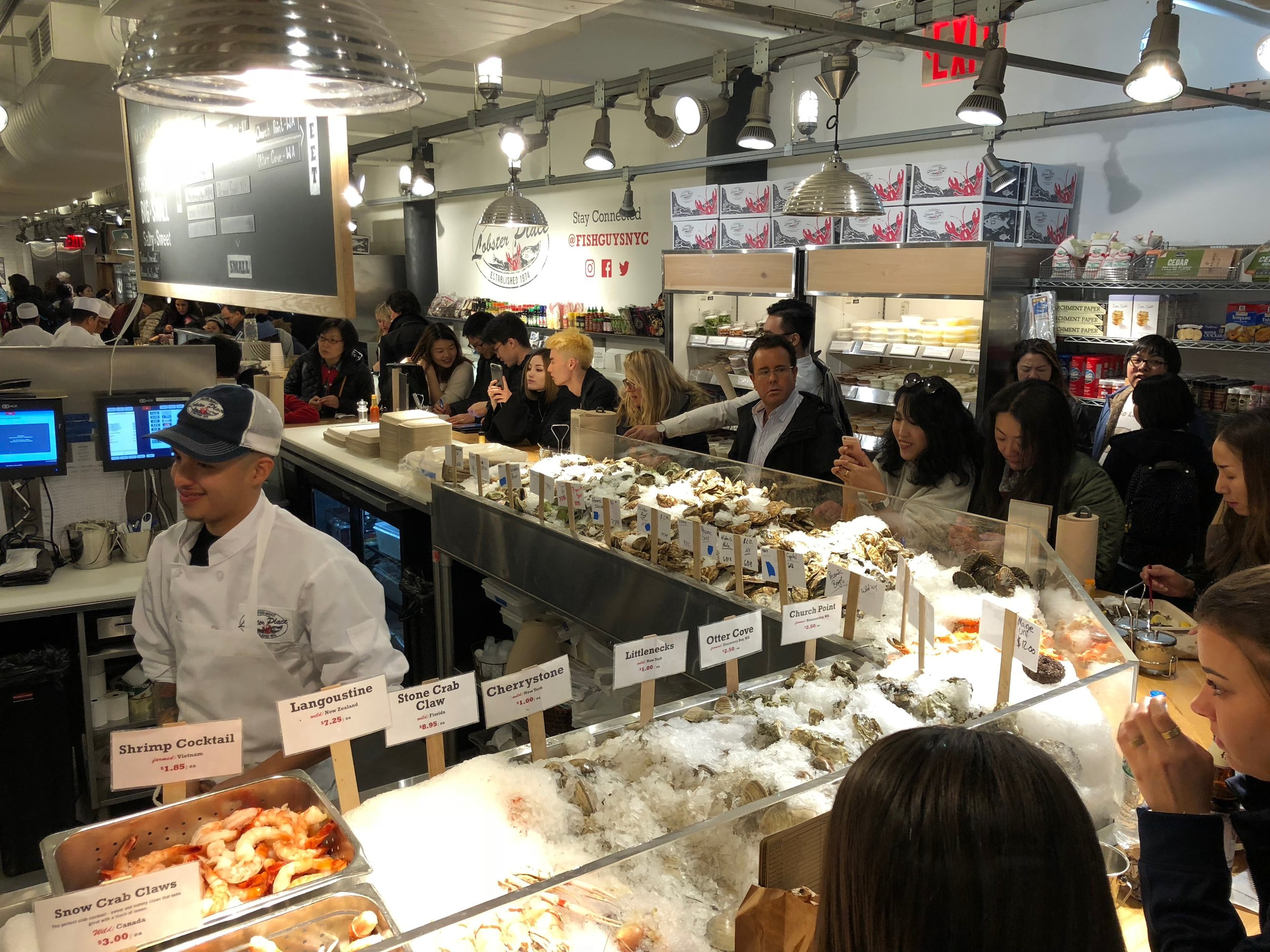 Chelsea Market on meethaha.com