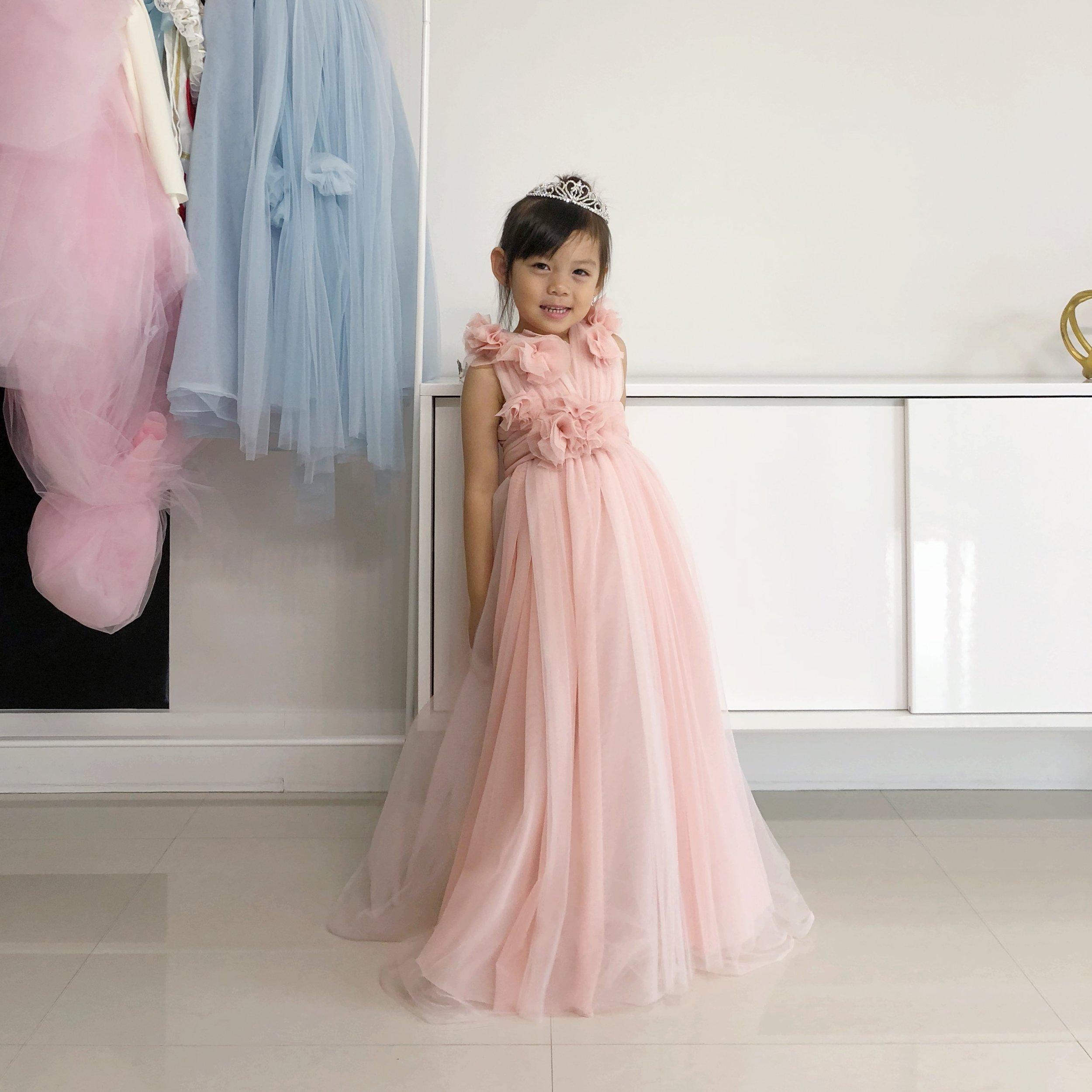 DIY Crazy Rich Asians Marchesa Dress