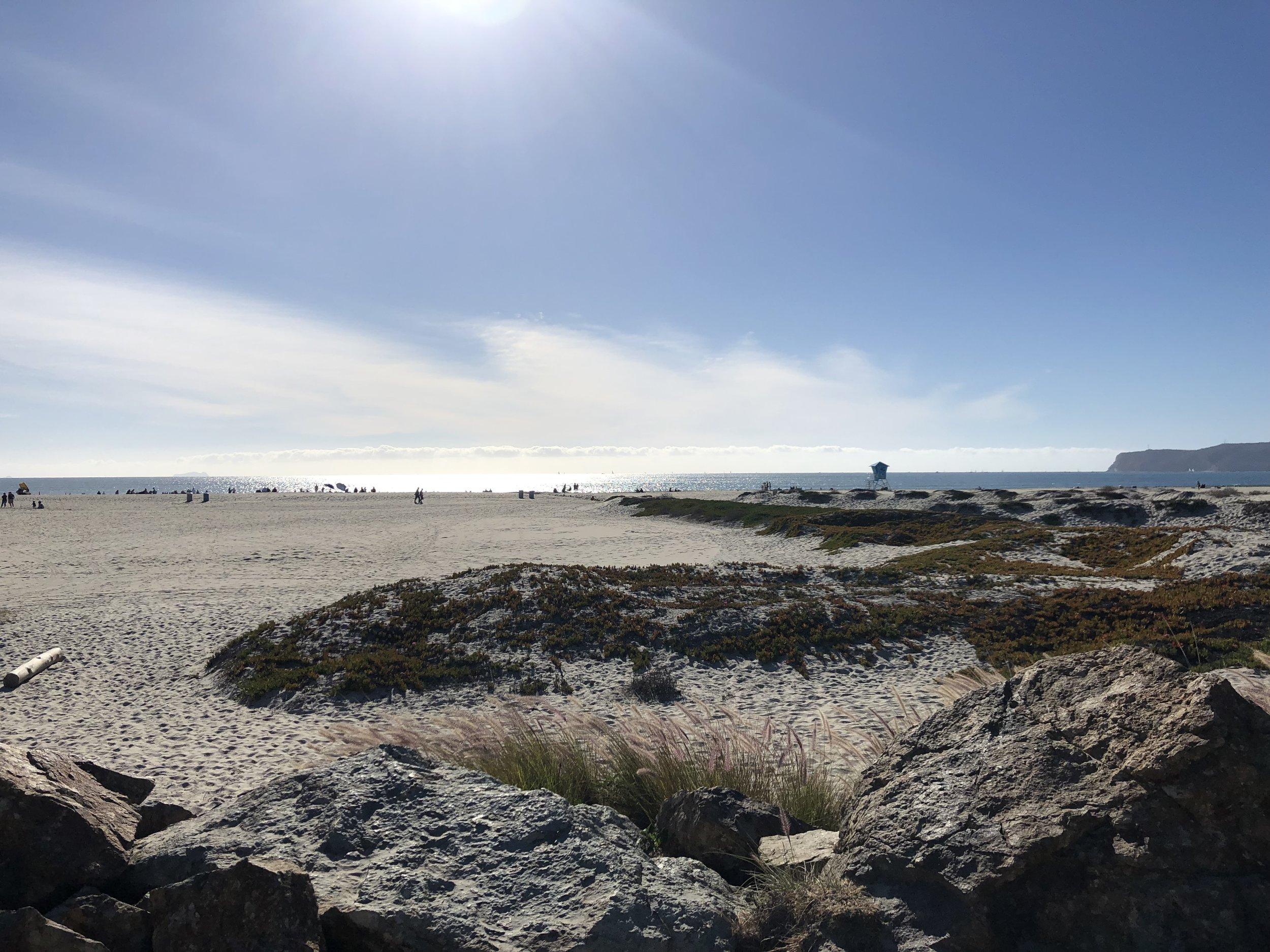 Coronado Beach on meethaha.com