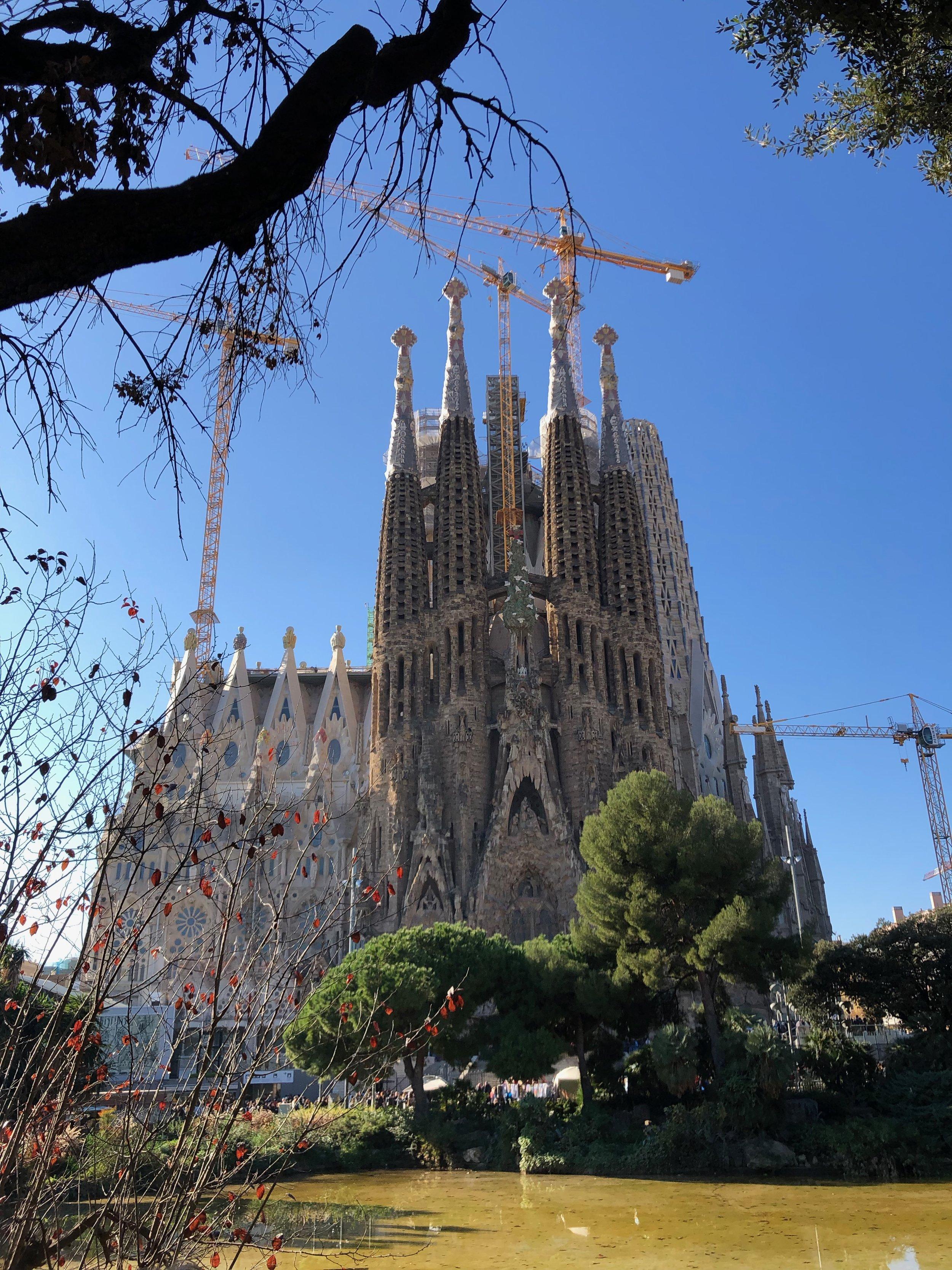 La Sagrada Familia on meethaha.com