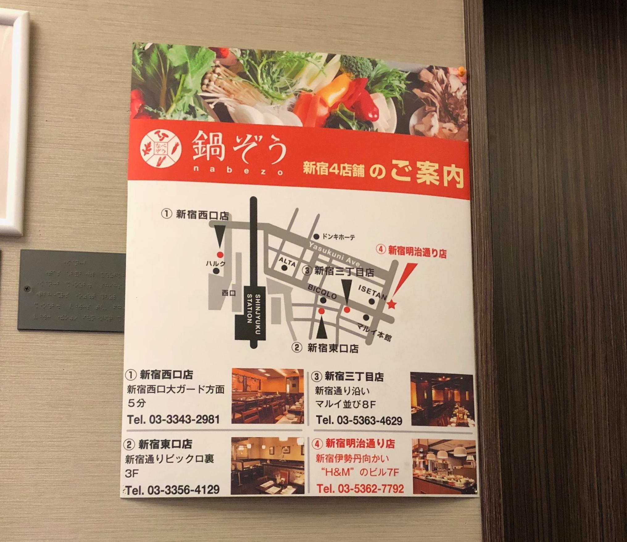 Eating in Tokyo