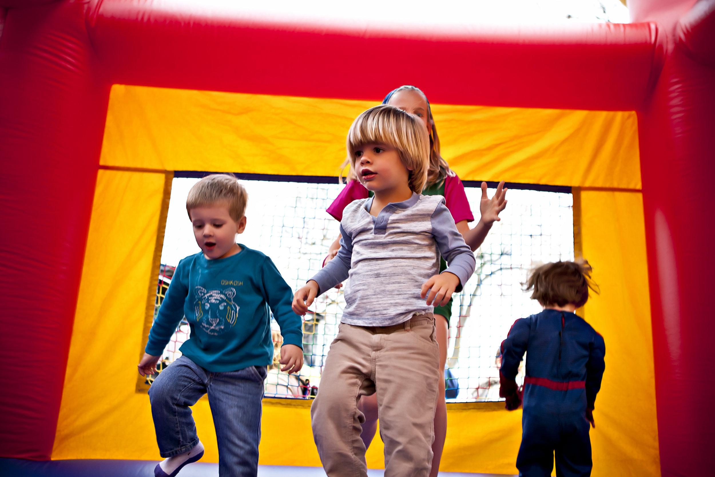 Ready Steady Jump Bounce Houses